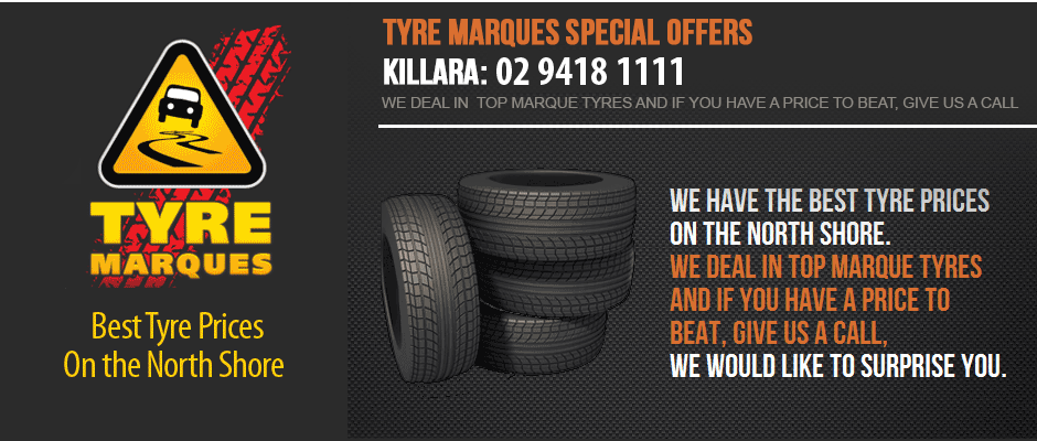 Tyre Marques - Best Tyre Prices on the North Shore